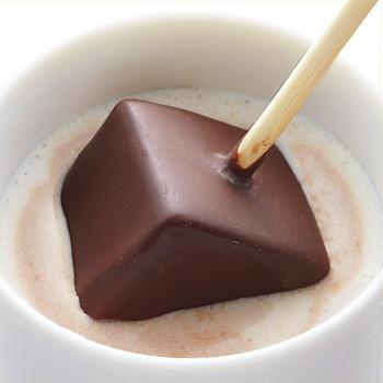 スティックタイプのショコラ・ショー ( 菓子、デザート ) - すた・ばにら - Yahoo!ブログ